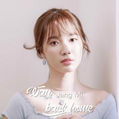 Way Back Home (Cover) (Single) - Jang Mi