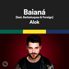 Baianá (Single) - Alok