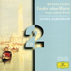 Mendelssohn: Songs without Words - Daniel Barenboim