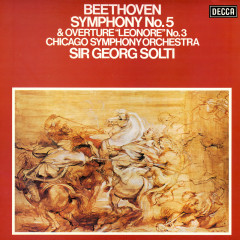 Beethoven: Symphony No. 5; Overture