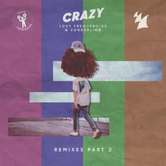 Crazy (Remixes, Pt. 2) (EP) - Lost Frequencies, Zonderling