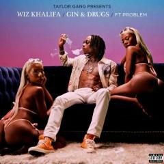 Gin & Drugs (Single) - Wiz Khalifa
