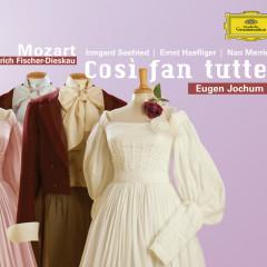 Mozart, W.A.: Cosí fan tutte - Berliner Philharmoniker,Eugen Jochum