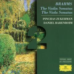 Brahms: The Violin Sonatas; The Viola Sonatas - Pinchas Zukerman,Daniel Barenboim