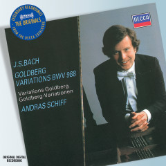 Bach: Goldberg Variations - András Schiff