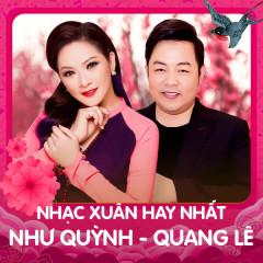 Nhạc Xuân Hay Nhất Của Như Quỳnh & Quang Lê - Như Quỳnh, Quang Lê