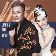 Mặc Duyên Mặc Phận (Single) - Lương Gia Hùng