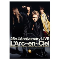 L'Arc~en~Ciel – 25th L'Anniversary LIVE CD1