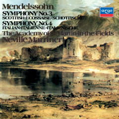Mendelssohn: Symphonies Nos. 3