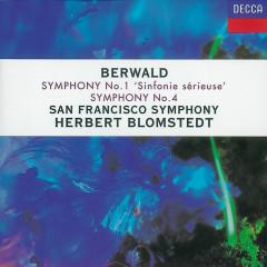Berwald: Symphonies Nos. 1 & 4 - San Francisco Symphony,Herbert Blomstedt