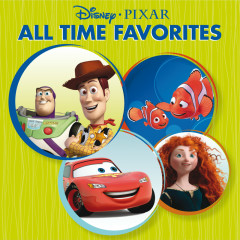 Disney-Pixar All Time Favorites - Various Artists