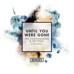 Until You Were Gone (Remixes) - The Chainsmokers,Tritonal,Emily Warren