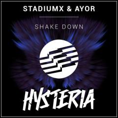 Shake Down (Single) - StadiumX
