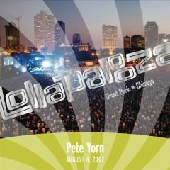 Live at Lollapalooza 2007