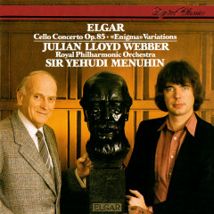 Elgar: Cello Concerto; Enigma Variations - Yehudi Menuhin,Julian Lloyd Webber,Royal Philharmonic Orchestra