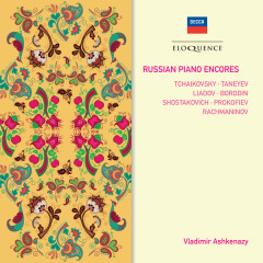 Russian Piano Encores - Vladimir Ashkenazy