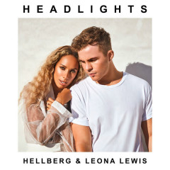 Headlights (Single) - Hellberg, Leona Lewis