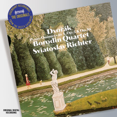 Dvorak: Piano Quintets Nos.1 & 2