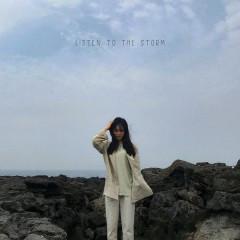 Listen To The Storm (EP) - meomeo