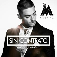 Sin Contrato - Maluma,Fifth Harmony