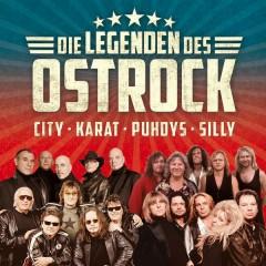 Legenden des Ostrock (Die großen Vier: Puhdys - City - Karat - Silly) - Various Artists