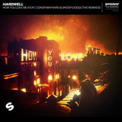 How You Love Me (The Remixes) - Hardwell