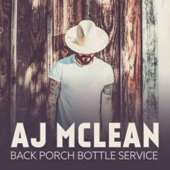 Back Porch Bottle Service (Single)