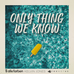 Only Thing We Know (Single) - Alle Farben, Kelvin Jones, YOUNOTUS