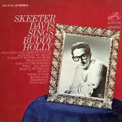 Sings Buddy Holly - Skeeter Davis
