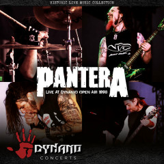 Live At Dynamo Open Air 1998 - Pantera