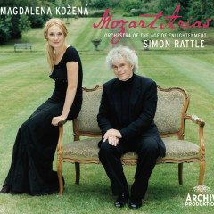 Mozart: Concert Arias - Magdalena Kožená,Orchestra Of The Age Of Enlightenment,Simon Rattle