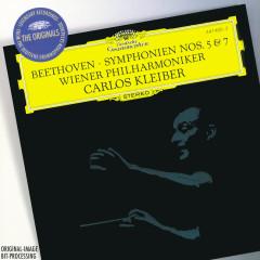 Beethoven: Symphonies Nos.5 & 7 - Wiener Philharmoniker,Carlos Kleiber