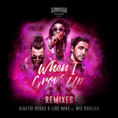 When I Grow Up (The Remixes) - Dimitri Vegas & Like Mike