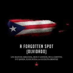A Forgotten Spot (Olvidado) (Single) - Lin-Manuel Miranda