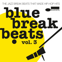 Blue Break Beats Vol. 3 - Various Artists