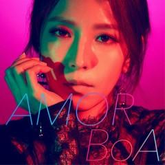 AMOR [Japanese] (Single) - BoA