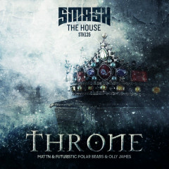 Throne (Single) - MATTN, Futuristic Polar Bears, Olly James