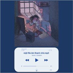 Một File Âm Thanh Nhỏ (Single)