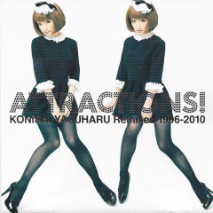 ATTRACTIONS! KONISHI YASUHARU Remixes 1996-2010 CD2