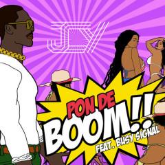 Pon De Boom (Single) - JCY