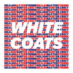 White Coats (Single) - Baxter Dury, Etienne De Crécy, Delilah Holliday