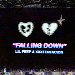 Falling Down (Single) - Lil Peep, Xxxtentacion