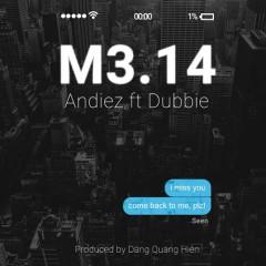 M3.14 (Single) - Andiez