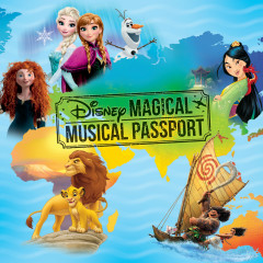 Disney Magical Musical Passport - Various Artists