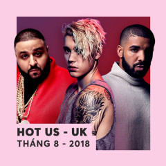 Nhạc US-UK Hot Tháng 08/2018 - Various Artists