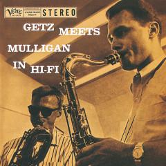 Getz Meets Mulligan In Hi-Fi - Stan Getz,Gerry Mulligan