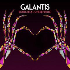 Bones (Single) - Galantis
