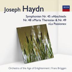 Haydn Symphonien Nr. 45, Nr. 48 & Nr. 49