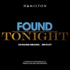 Found / Tonight (Single)