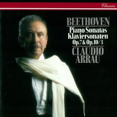 Beethoven: Piano Sonatas Nos. 4 & 7 - Claudio Arrau